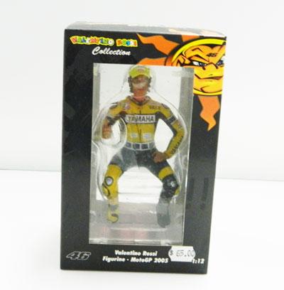 Valentino Rossi Figurine, MotoGP 2005