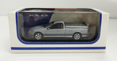Ford BA Falcon Xr8 Ute Mercury Silver