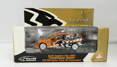 Garth Tander Holden VE 2007 Championship Winner #16