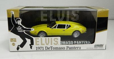 Elvis 1971 DeTomaso Pantera
