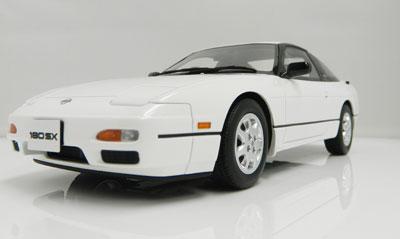 Nissan 180 SX White