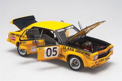 Peter Brock/ Sampson LH Torana SL/R 5000 L34 1975 Sandown 250 Winner