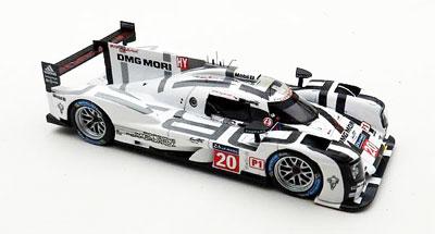 Bernard/Webber/Hartley Porsche 919 LeMans 24H 2014 #20
