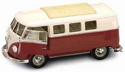 Volkswagen Microbus 1962 -Red