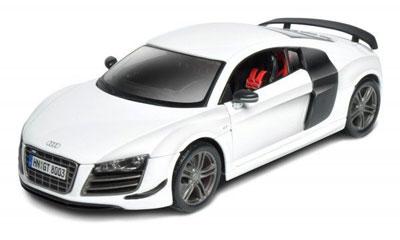Audi R8 GT White