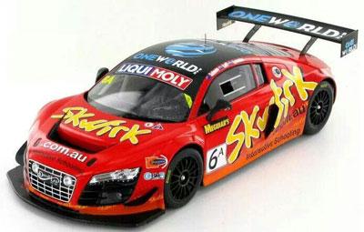 Craig Lowndes, Luff, Salmon Audi R8 LMS #6A 2013 12h Bathurst