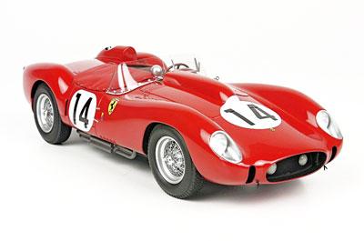 Gendebien/Hill Ferrari 250 TR LeMans 24H 1958 Winner #14