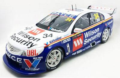 James Moffat / Richard Muscat GRM Holden VF Commodore 2017 Sandown 500