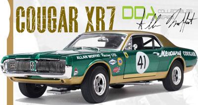 Allan Moffat 1967 Mercury Cougar XR7