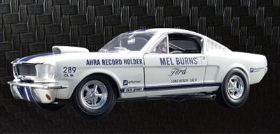 Mel Burns-1965 Shelby GT350
