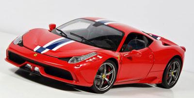 Ferrari 458 Speciale Red