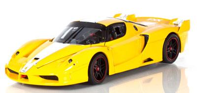 Ferrari FXX Yellow