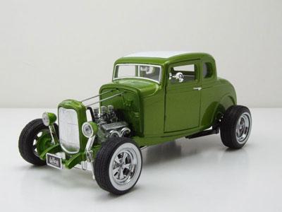 Gas Monkey Garage 1932 Custom Hot Rod