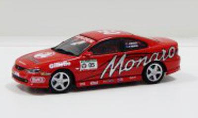 Peter Brock/J Brock Holden Monaro CV8 Targa Tasmania 2003
