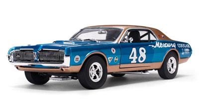 Scott Hackenson 1967 Mercury Cougar