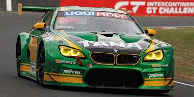 Chaz Mostert /Twigg/Haber -BMW M6 GT3 – BMW Motorsport – 12H Bathurst 2017