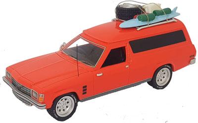 1974 HQ Panelvan