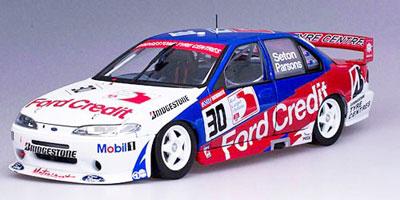 Glenn Seton / David Parsons Ford EF Falcon Ford Credit Racing 1996 Bathurst 1000