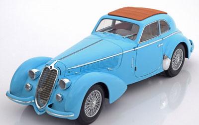 Alfa Romeo 1938 8C 2900B Lungo Blue