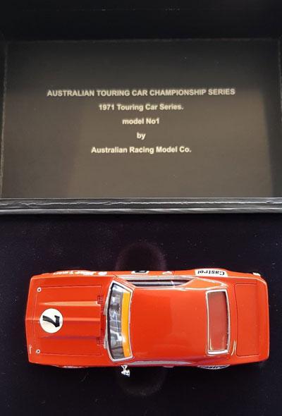 Bob Jane's Chevrolet Camaro #7 1970 ATCC Winner