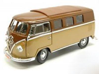 Volkswagen Microbus 1962 -Brown