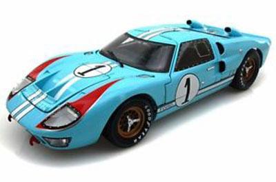 Ford 1966 GT-40 MK II