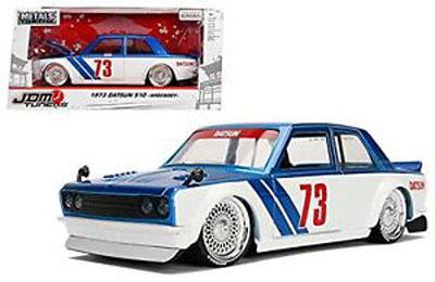 JDM Tuners 1973 Datsun 510 Widebody Blue