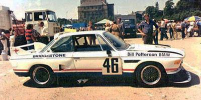 Peter Brock/ Muir/ Aubriet BMW Le Mans 24H 1976
