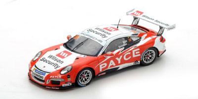 David Wall Porsche 911 GT3 Porsche Carrera Cup Australia Champion 2017