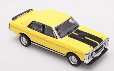 Ford falcon XY GTHO Phase III, Yellow Glow