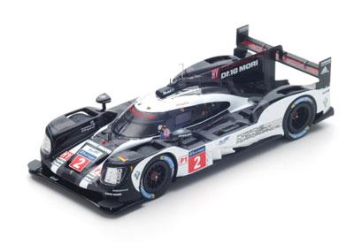 Dumas/Jani/Lieb, Porsche Le Mans 24H 2016 Winner #2